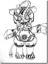 猫乃重機レボットA